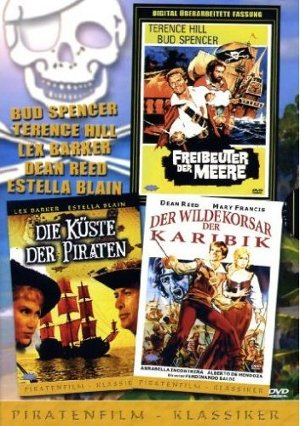 Piratenfilm-Klassiker (3 DVDs)