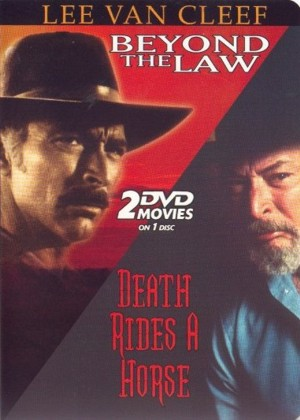 Beyond the law/Death rides a horse - 2 Movies on 1 Disc