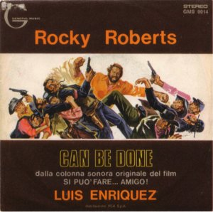 Rocky Roberts - Can be done / Faith