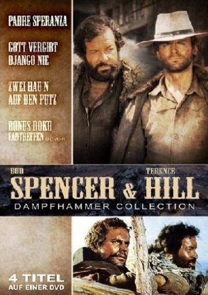 Bud Spencer & Terence Hill - Dampfhammer Collection