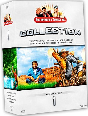 Bud Spencer & Terence Hill Collection 1