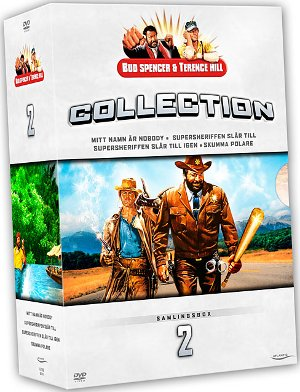 Bud Spencer & Terence Hill Collection 2