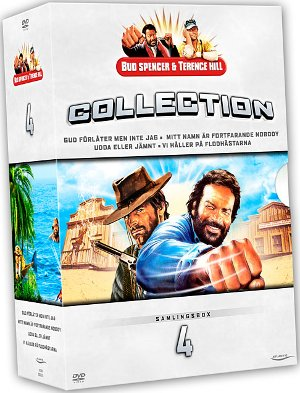 Bud Spencer & Terence Hill Collection 4