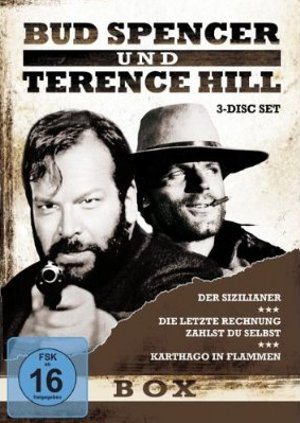 Bud Spencer & Terence Hill Box Vol. 5 (3 DVDs)