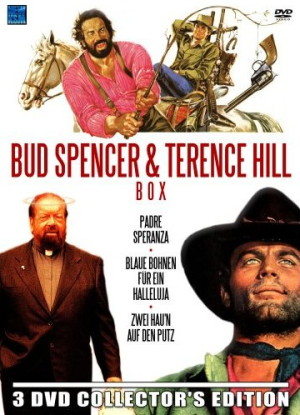 Bud Spencer & Terence Hill Box (3 DVDs)