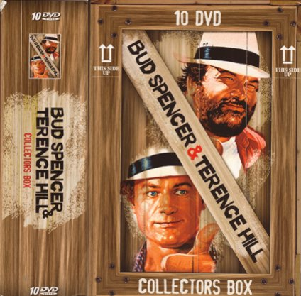 Bud Spencer & Terence Hill Collectors Box (10 DVDs)