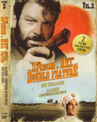 Bud Spencer & Terence Hill Double Feature Vol. 3