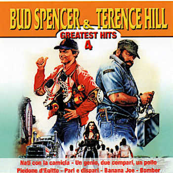 Bud Spencer & Terence Hill - Greatest Hits 4