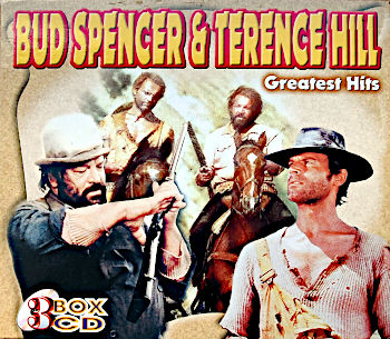 Bud Spencer & Terence Hill - Greatest Hits (3 CDs)