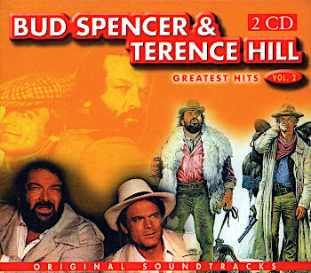 Bud Spencer & Terence Hill - Greatest Hits - Vol. 2 (2 CDs)