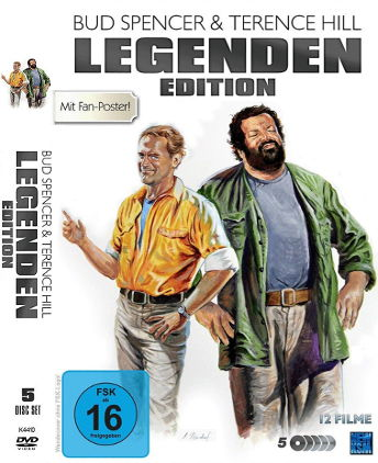 Bud Spencer & Terence Hill - Legenden Edition (5 DVDs)