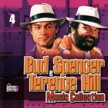 Bud Spencer e Terence Hill Music Collection - Volume 4