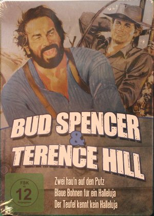 Bud Spencer & Terence Hill Steelbook (blau)