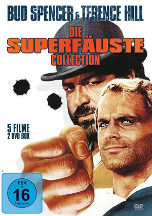Bud Spencer & Terence Hill - Die Superfäuste Collection (2 DVDs)