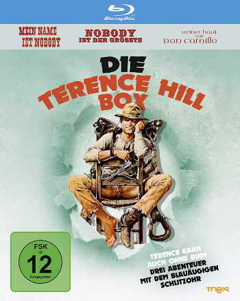 Die Terence Hill Box (3 Blu-rays)