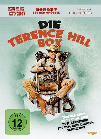 Die Terence Hill Box (3 DVDs)