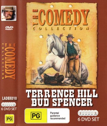 The Comedy Collection (6 DVDs)
