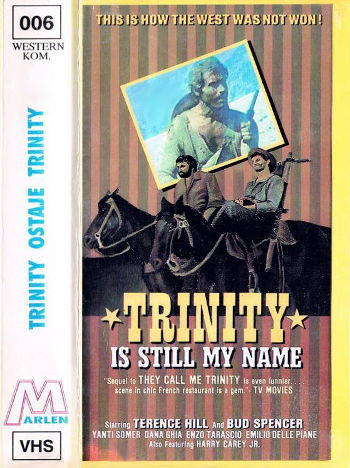 Trinity is still my Name / Trinity ostaje Trinity