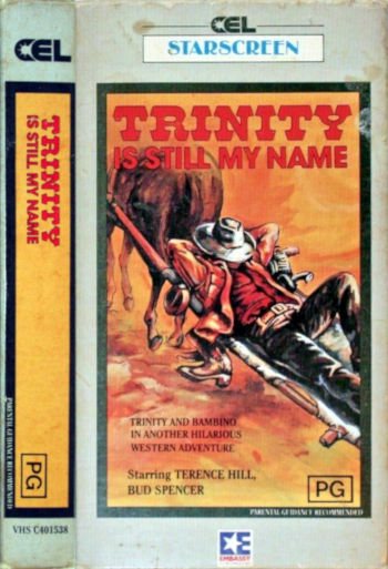 Trinity is still my Name