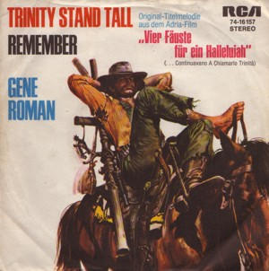 Gene Roman - Trinity stand tall - Remember