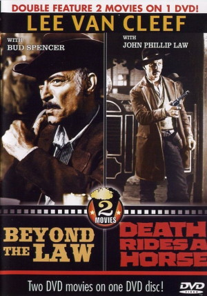 dvd beyond the law death rides a horse bud spencer. Black Bedroom Furniture Sets. Home Design Ideas