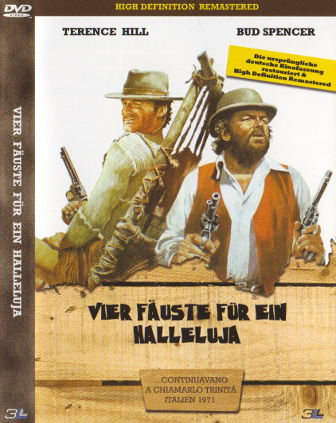 Vier Fäuste für ein Halleluja (New Digital Remastered)