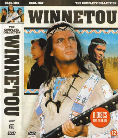 Winnetou - The complete Collection (8 DVDs)