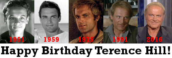 Terence Hill Geburtstag