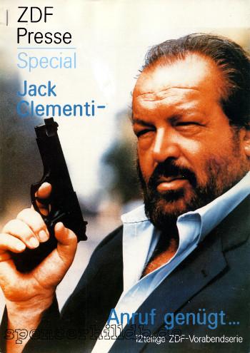 Promo Jack Clementi Anruf genügt (Presseinformation